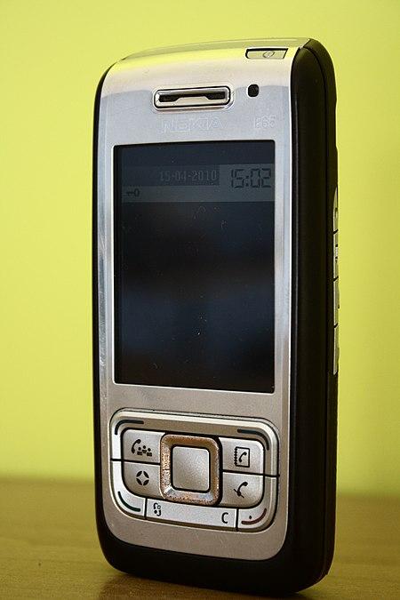 Nokia E65.JPG