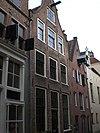 foto van Onderkelderd huis met trapgevel, door jaarankers gedateerd 1634