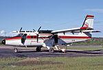 Noosa Air De Havilland Canada DHC-6-100 Twin Otter at Sunshine Coast Airport.jpg