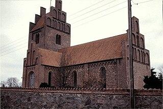 Vester Egede Church Church