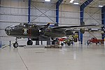 """North American TB-25N Mitchell '02344' (N333RW) """"Doolittle Raiders – Special Delivery"""" (40343920682).jpg"""