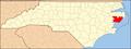 North Carolina Map Highlighting Hyde County.PNG