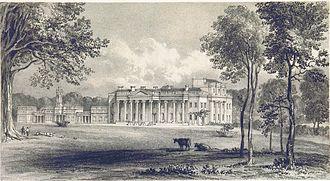 North Stoneham Park - North Stoneham House