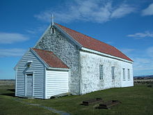 Norway Orre old church in Rogaland.JPG