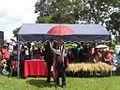 Nouvel an malgache du 20 Mars 2015 à Ambohidrabiby, lecture du message de Mr le Premier ministre.JPG
