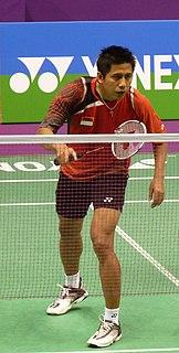 Nova Widianto Indonesian badminton player and coach