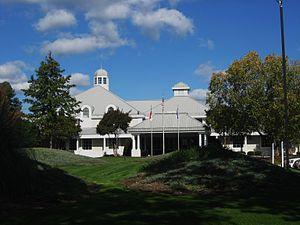 North Ridge Country Club - Image: Nrcc