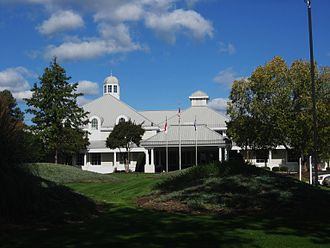 North Ridge Country Club - Image: Nrcc