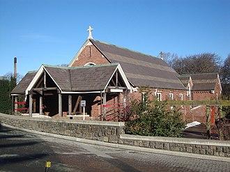 Nurses' Memorial Chapel - Image: Nurses Memorial Chapel 47