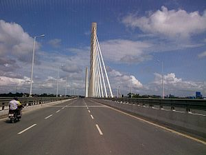 Nyerere Bridge - Kigamboni