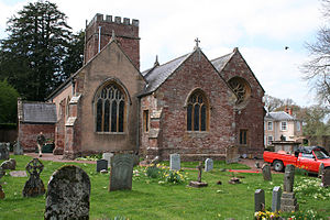 Grade I listed buildings in Taunton Deane - Image: Nyneheadchurch