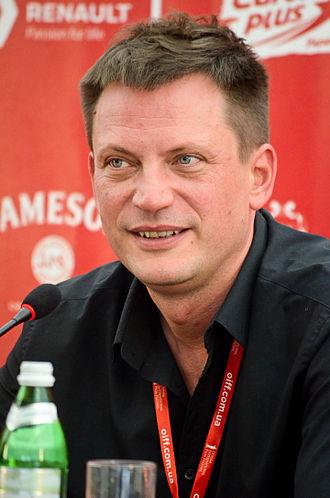 Dalibor Matanić - Dalibor Matanić at the Odessa International Film Festival 2015