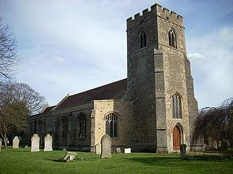 Oakington - St Andrew's church