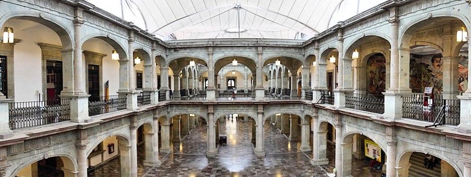Oaxaca State Palace