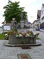 Oberneukirchen (Mühlviertler Büabl-Brunnen-1).jpg