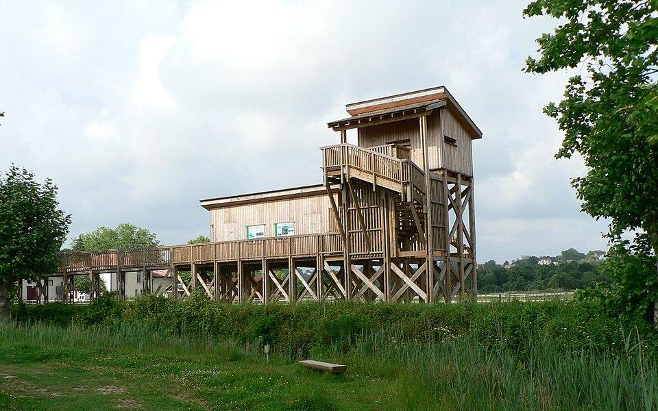 L'observatoire ornithologique de la plaine d'Ansot