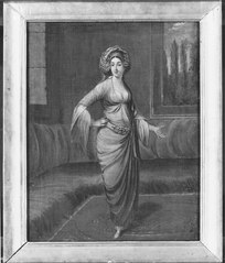Okänd kvinna, turkisk