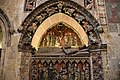 Old Cathedral of Salamanca, 13th century tomb in the south transept (1) (29423336755).jpg