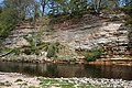 Old Red Sandstone by the River Findhorn - geograph.org.uk - 793469.jpg