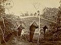 Old bridge, called Dullalpur pul, Painam, Sonargaon 1872 2.jpg