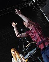 Ole Specht (Tonbandgerät) (Rio-Reiser-Fest Unna 2013) IMGP8097 smial wp.jpg