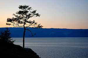 Olhon Island (Lake Baykal)