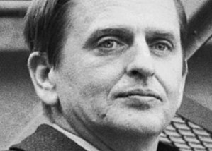 Swedish Social Democratic Party - Social democratic leader and Prime Minister Olof Palme in the 1970s