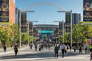 Wembley Park Human settlement in England