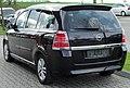 Opel Zafira II Facelift OPC-Line rear 20100328.jpg