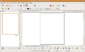 Image illustrative de l'article Draw (logiciel de dessin vectoriel)