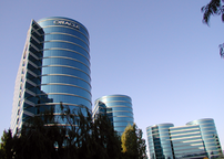 Oracle Corporation world HQ