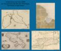 Ordonnance de mars 1685 esclaves Amériques, territoires d'application.png