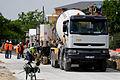 Orléans chantier tram B construction voie 03.jpg