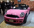 Osaka Auto Messe 2016 (465) - BMW MINI CONVERTIBLE (R57) exhibited by T's CLUB.jpg