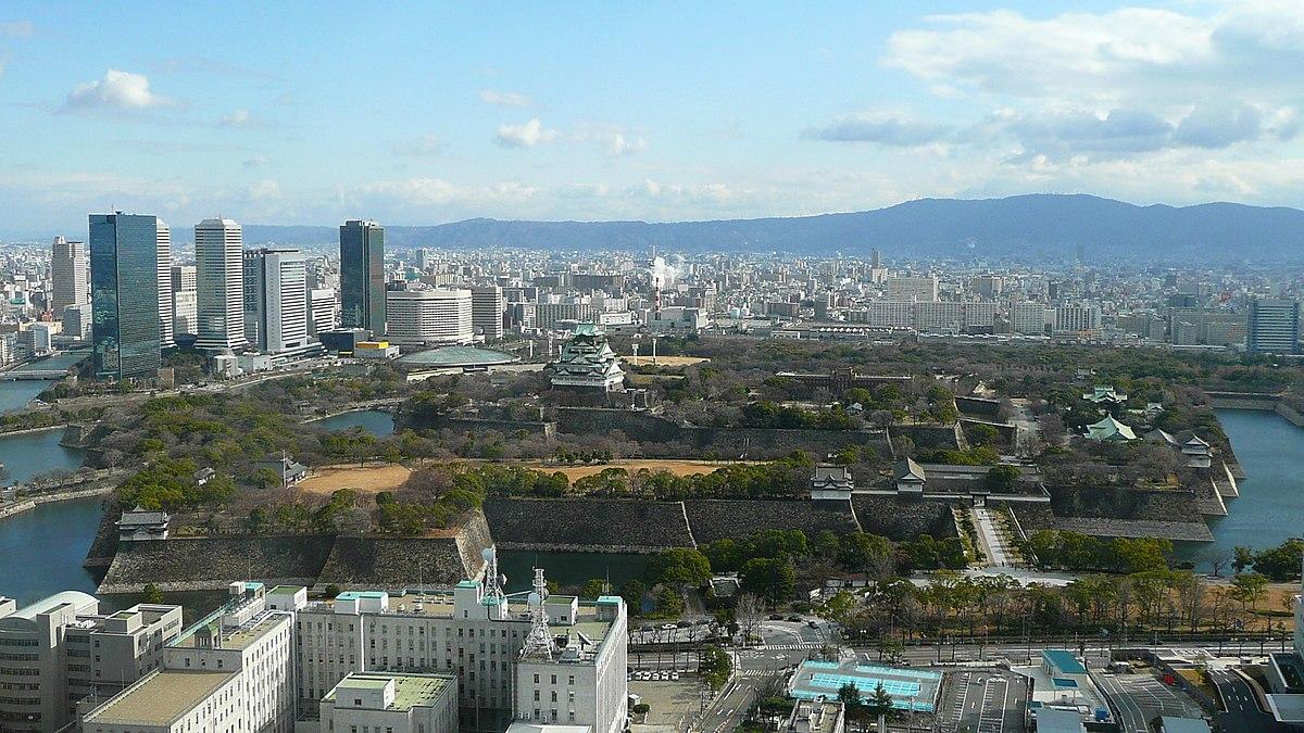 Osaka - Simple English Wikipedia, the free encyclopedia
