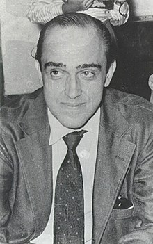 Oscar Niemeyer in the 1950s (photo: Wikipedia)