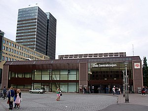 John Engh - Oslo Central Station