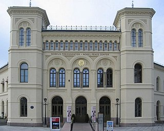 Nobel Peace Center Museum in Norway
