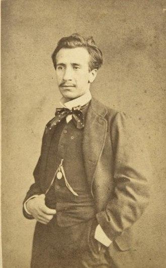 Osman Hamdi Bey - Osman Hamdi in his youth