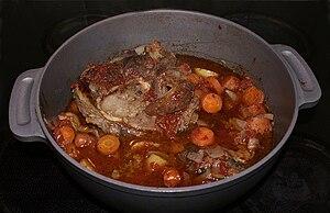 Lombard cuisine - Ossobuco