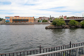Oswego River (New York) river in New York state, United States