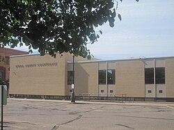 Otero County Courthouse in La Junta, Colorado