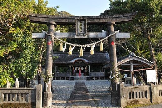 鳴無神社 - Wikipedia