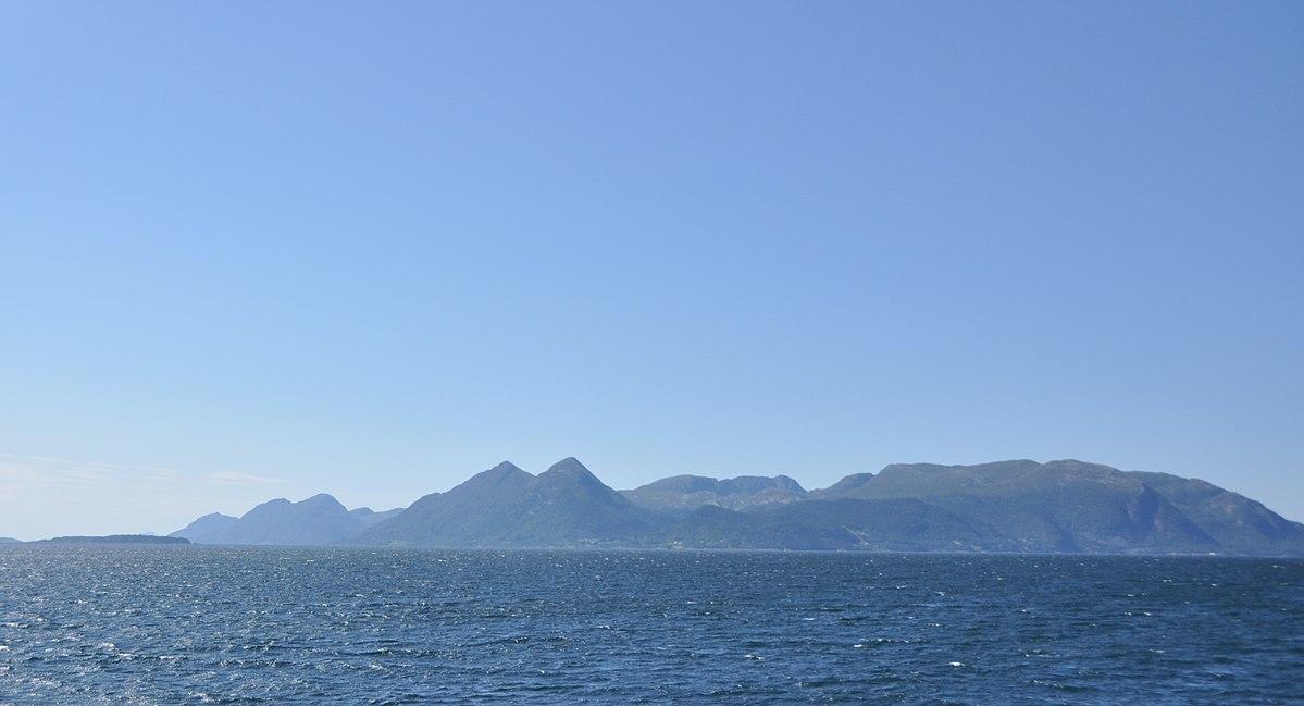 otrøya kart Otrøya – Wikipedia otrøya kart