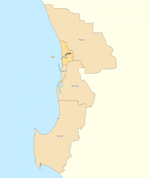 Outside Perth divisions overview 2010