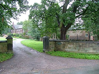 Overton Hall, Cheshire country house in the parish of Overton, Cheshire, England