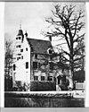overzicht huis oudaen circa 1856 - breukelen - 20041967 - rce