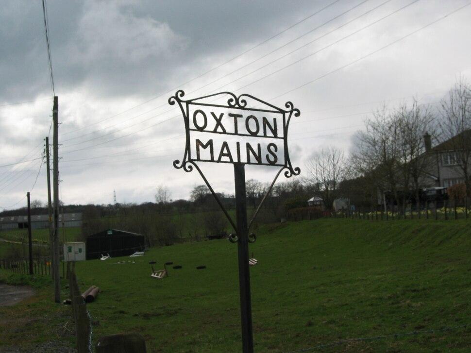 Oxton Mains