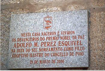 Adolfo Pérez Esquivel Wikipedia La Enciclopedia Libre