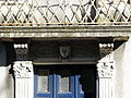Périgueux rue A Gadaud 26 linteau porte.JPG